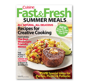 Fast & Fresh Meals Bundle with Time-Saving Kitchen Tips + Two Free Gifts
