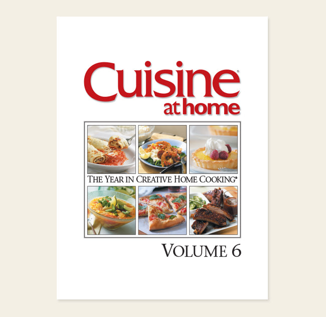 Cuisine Bound Volume 6