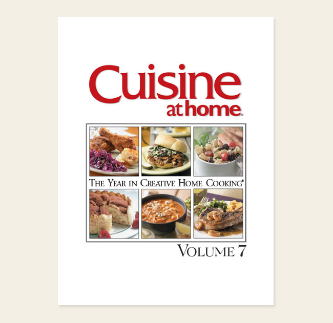 Cuisine Bound Volume 7