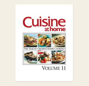 Cuisine Bound Volume 11