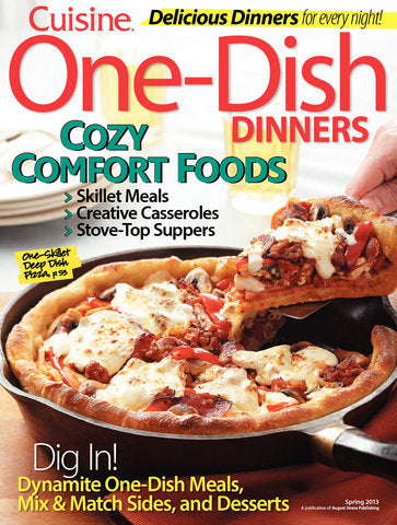 Amazing One-Dish Dinners