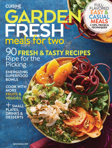 Garden Fresh Meals for Two