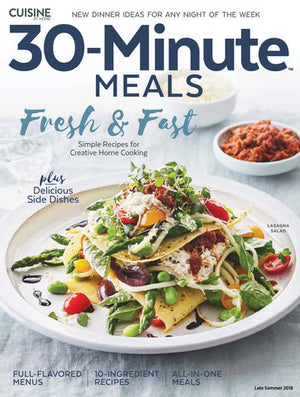 Cuisine 30-Minute Meals
