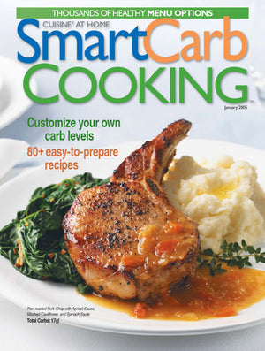 SmartCarb Cooking