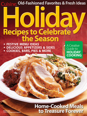 Holiday Recipes to Celebrate the Season