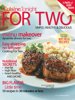 Cuisine for Two, Volume 1