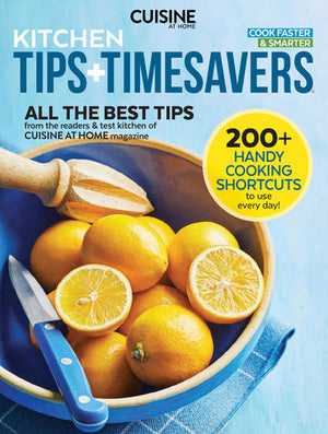 Kitchen Tips + Timesavers