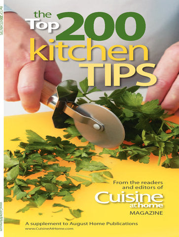 The Top 200 Kitchen Tips