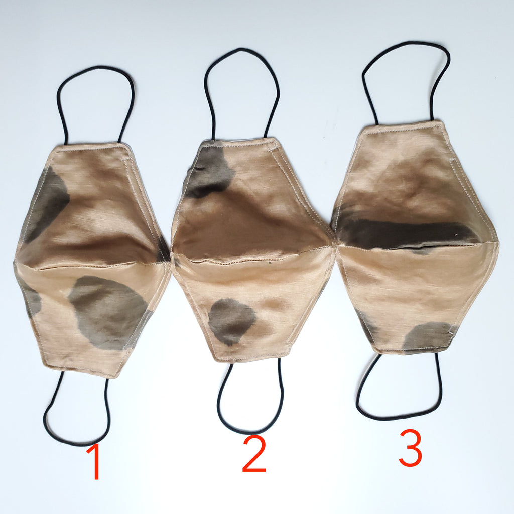 Large Cloth masks- (With nose wire)