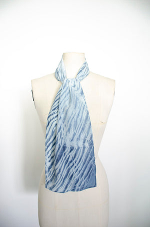 Indigo Shibori dye kit and virtual class