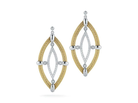 Classique Drop Earrings