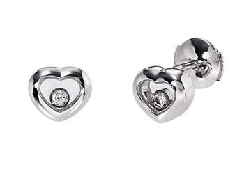 Chopard Happy Diamonds Icons Earrings