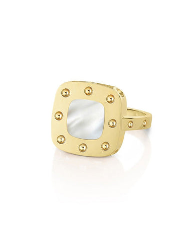 Pois Moi Mother of Pearl Ring