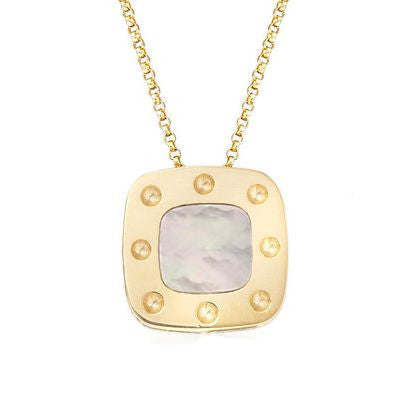 Pois Moi Mother of Pearl Necklace
