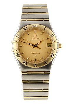 Omega Two-tone Constellation - 33mm