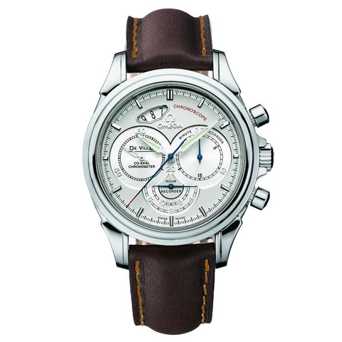 Omega De Ville Co-Axial Chronoscope Watch