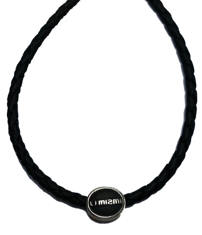 Men's University of Miami Bracelet
