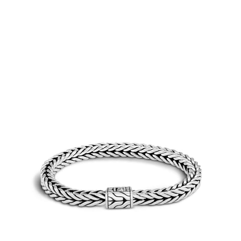 Men's Classic Chain Small Square Bracelet