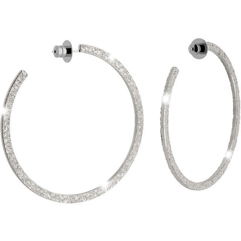 R-Zero Hoop Earrings