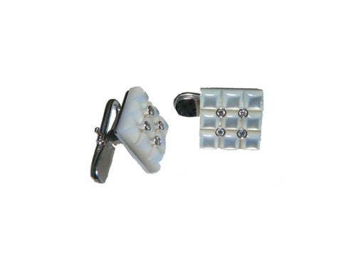 Mother-of-Pearl Cufflinks