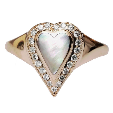Kabana Heart Ring