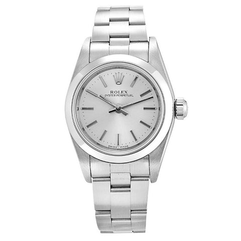 Rolex Ladies 25mm Oyster Perpetual