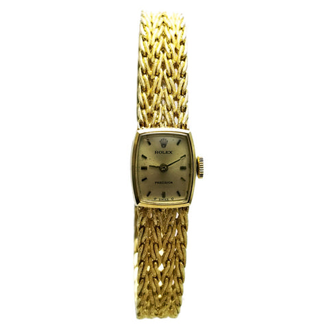 Rolex Ladies - Gold 13mm