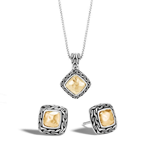 Heritage Necklace & Earring Gift Set