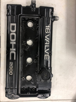 CRACKED! Valve cover with -10 an fittings