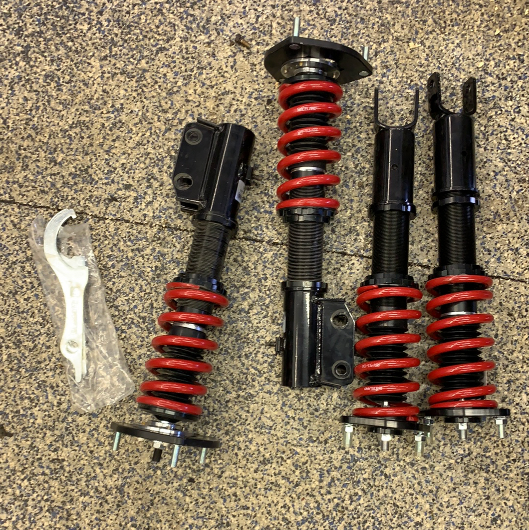 Like new Raceland Coilovers for evo 8/9