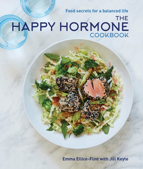 Book - Happy Hormone Cookbook