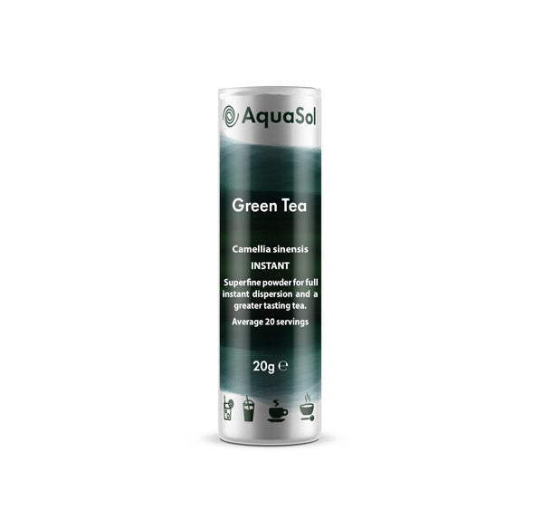 Tea - AquaSol Organic Green Tea