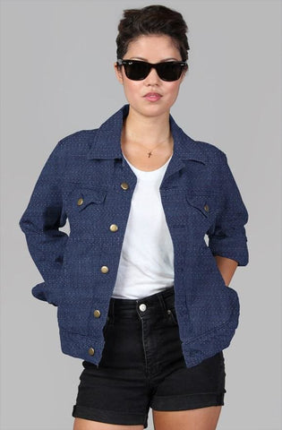 Optimo Denim Jacket || Port Authority - Jacket