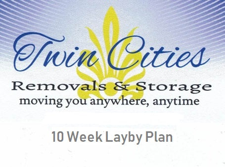 Pre-move 10 Week Layby Plan