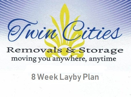 Pre-Move 8 Week Layby Plan
