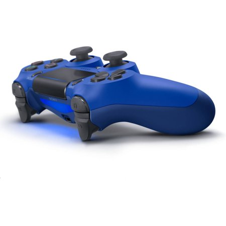 Sony DualShock 4 Controller for PS4, Blue Wave