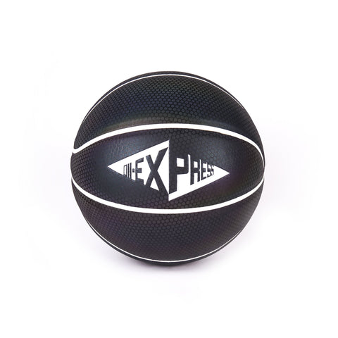 """NEBULA"" IRIDESCENT LOGO BASKETBALL - 011-EXPRESS"