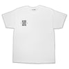 """FAKE LIST"" White Tee"