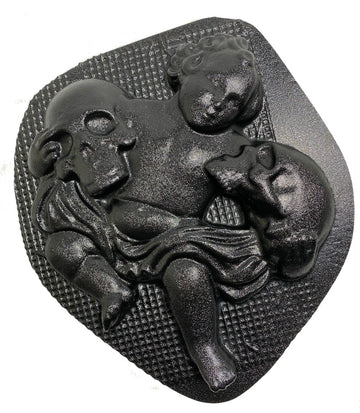 Cherub and Skull ABS Mold