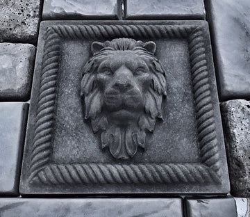Lion Square Mold 12