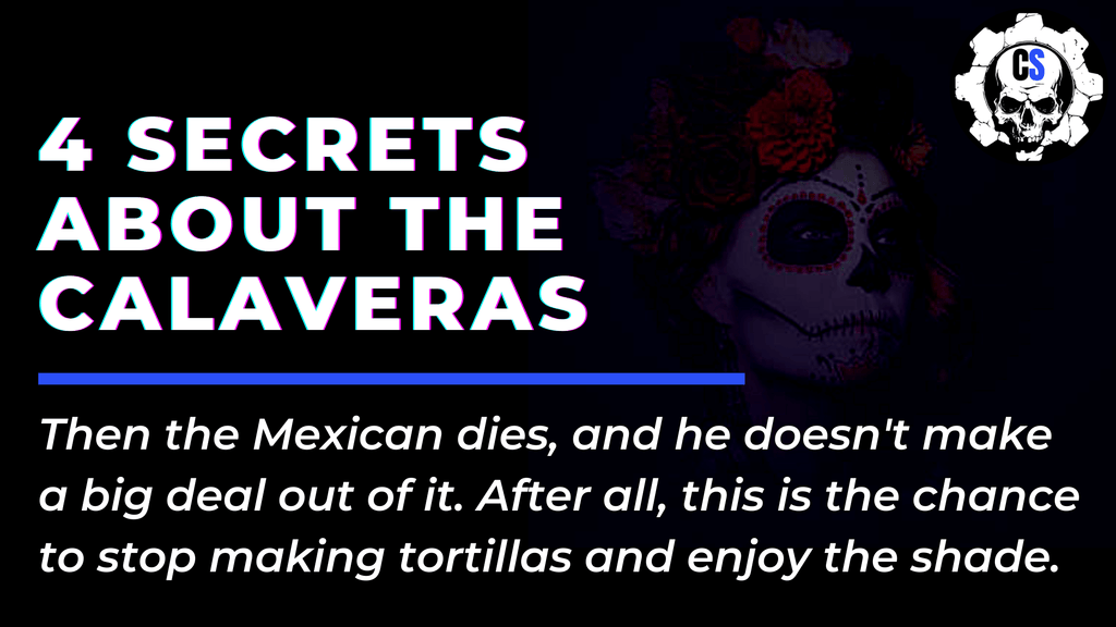 Calaveras, 4 Secrets About The Mexican Skull