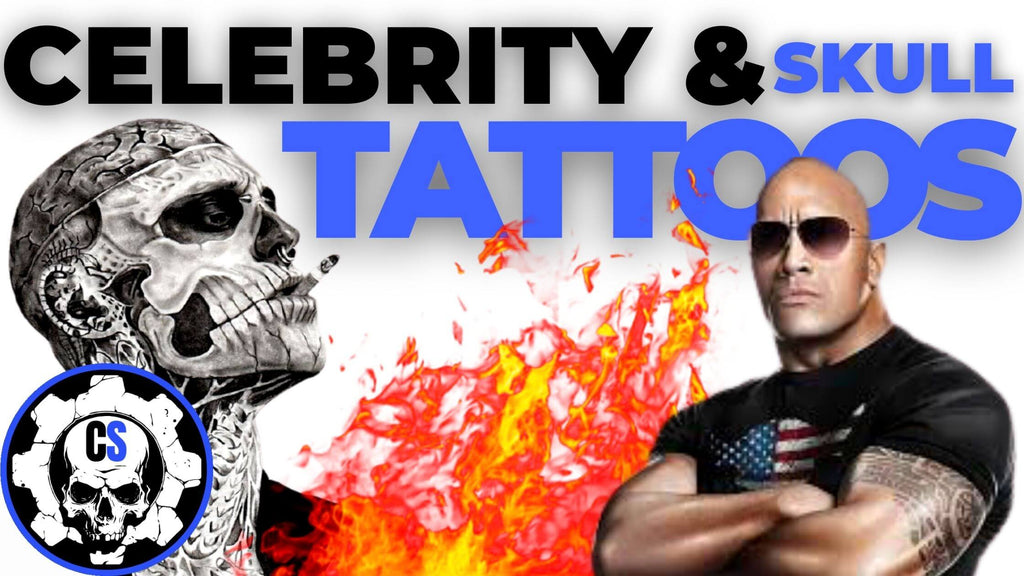 The Most Unexpected Celebrity Skull Tattoos