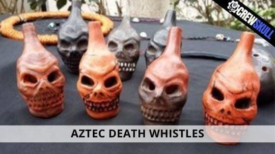 DEATH WHISTLES