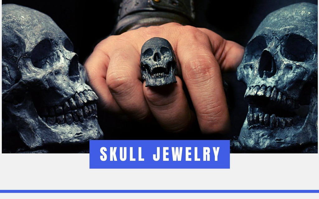 The meaning of skull jewelry for men