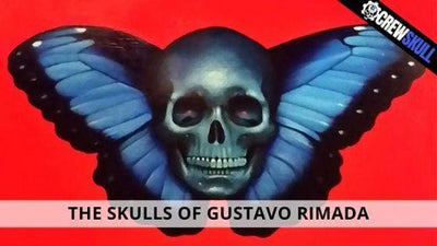 THE SKULLS OF GUSTAVO RIMADA