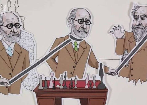 Death philosophical definition by Freud