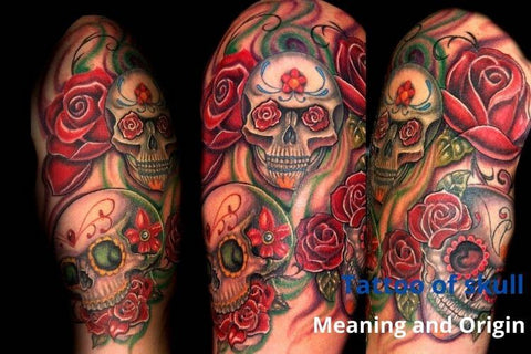 Variants of tattoos with their meaning