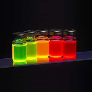 Water-Soluble Indium Phosphide Zinc Sulfide (InP/ZnS) Core/Shell Quantum Dots (INPW)