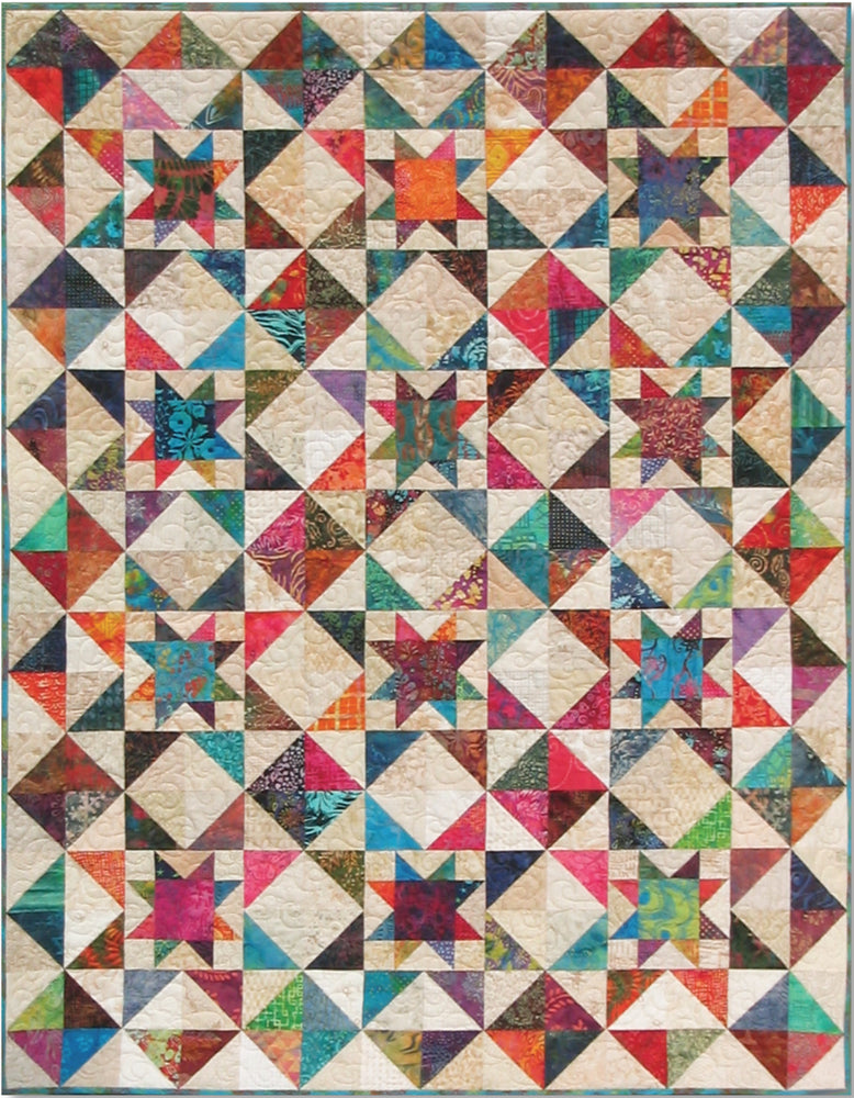 Amazing Nickel Quilts