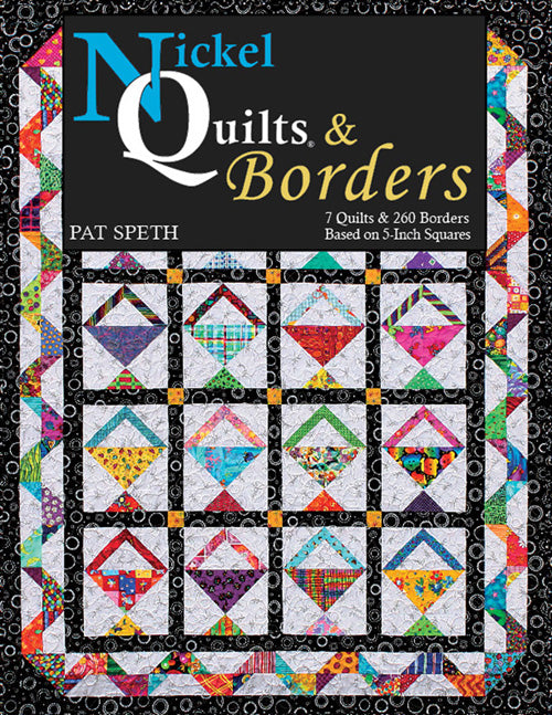Nickel Quilts & Borders front cover